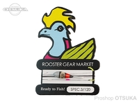 ジャッカル RGM(ルースターギアマーケット) - レディ トゥ フィッシュ -. スペック3 180