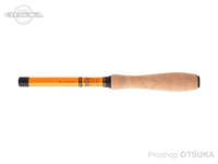 ジャッカル RGM(ルースターギアマーケット) - スペック3 # オレンジ 120cm 仕舞寸法 23.2cm 自重21g