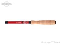 ジャッカル RGM(ルースターギアマーケット) - スペック3 # レッド 150cm 仕舞寸法 23.2cm 自重27g