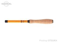 ジャッカル RGM(ルースターギアマーケット) - スペック3 # オレンジ 180cm 仕舞寸法 23.2cm 自重42g