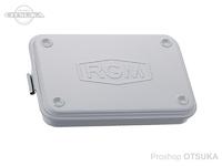 ジャッカル RGM(ルースターギアマーケット) - スチールツールボックス # グレー W154×D105×H29mm