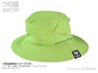 ジャッカル ハット - パッカブル #グリーン フリーサイズ