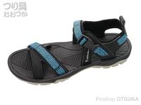 ジャッカル アウトドアサンダル -  #ブルー XSサイズ 24cm