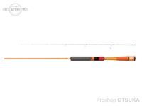 ジャッカル グッドロッド - GD-S56UL-2PC #オレンジ 5.6ft ルアー1-5g