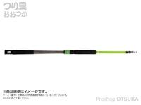 ジャッカル グッドロッド - GD-S80M-TL #グリーン 2.44cm 仕舞寸法71.5cm