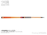ジャッカル グッドロッド - GD-S80M-TL #オレンジ 2.44cm 仕舞寸法71.5cm