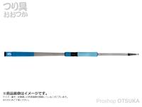 ジャッカル グッドロッド - GD-S80M-TL #ブルー 2.44cm 仕舞寸法71.5cm