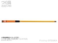 ジャッカル グッドロッド - GD-240 #オレンジ 2.4m 仕舞寸法50.5cm