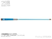 ジャッカル グッドロッド - GD-240 #ブルー 2.4m 仕舞寸法50.5cm