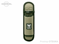 ジャッカル ロッドホルダー -  #カーキブラウン タテ約260×ヨコ約73×マチ約40mm