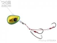 ジャッカル ビンビンテンヤ鯛夢 - 遊動 #ラメグリキン 5号