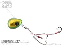 ジャッカル ビンビンテンヤ鯛夢 - 遊動 #ラメグリキン 13号