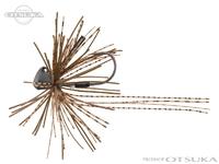 ジャッカル ビーク -  2.3g #ダークグリパン/ブルーフレーク 2.3g Feco・エコタックル認定