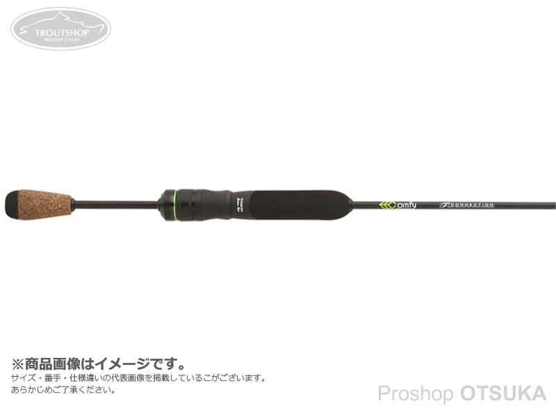 ティモン T-コネクション コンフィー TCC-S510UL 5.10ft 0.6-3g 2-4lb -