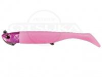 デュオ ビーチウォーカー ハウル - セット21 #AJA0199 フルピンク ヘッド 21g ワーム3-3/4インチ