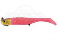 デュオ ビーチウォーカー ハウル - セット21 #A0A0242 ピンクゴールドOB ヘッド 21g ワーム3-3/4インチ