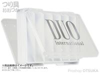デュオ デュオ リバーシブル - D86 #ホワイト箔 -