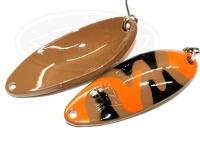 ウォーターランド アルミン -  2.5g #C02 ブラウン/オレンジカモ 2.5g