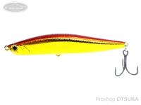 ウォーターランド ローリングスティック -  95H #01 レッド/ゴールド 95mm 35g