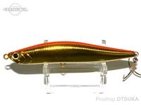 ウォーターランド ローリングスティック -  95H #04 オレンジ/ゴールド 95mm 35g