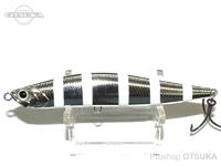 ウォーターランド ローリングスティック -  95H #13 シルバーゼブラ 95mm 35g