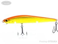 ウォーターランド ジャークソニック -  110F #14 オレンジ/ゴールド 110mm 12g フローティング