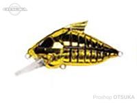 ウォーターランド スケルトンクランク -   #03 ゴールド 59mm 15g