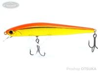 ウォーターランド ジャークソニック -  110S #04 オレンジ/ゴールド 110mm 15g シンキング