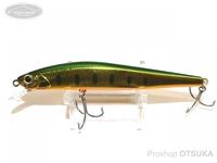 ウォーターランド ジャークソニック -  110S #12 グリーン/ゴールド/ヤマメ 110mm 15g シンキング
