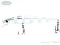 ウォーターランド ジャークソニック -  110S #13 シルバーゼブラ 110mm 15g シンキング