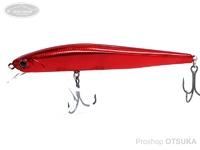 ウォーターランド ジャークソニック -  110S #14 スーパーレッド 110mm 15g シンキング