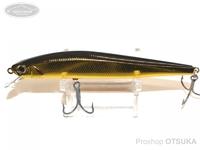 ウォーターランド ジャークソニック -  110S #02 ブラック/ゴールド 110mm 15g シンキング