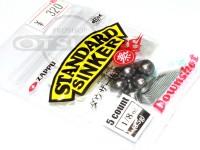ザップ・ゲイン シンカー - ザップ スタンダード ダウンショット  1/8oz 3.5g