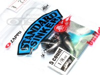 ザップ・ゲイン シンカー - ザップ スタンダード バレット  1/8oz 3.5g