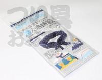 大作商事 マジクール -  #水玉ブルー サイズ縦5cm×横96cm