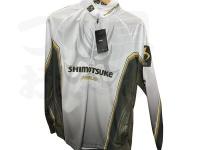 下野オリジナル NEB ネオブラッドシャツWB - SMS-460WB # ホワイト×ブラック LLサイズ