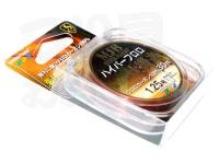 下野オリジナル MJB ハイパーフロロ - 鼻カン仕掛糸 # オレンジ 1.25号 線型0.184mm