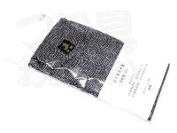 金鯱 ウキ箱用布袋 - 浮子箱NO.860K.860 #ブラック&ホワイトドット 綿100%