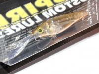 エバーグリーン スレッジ - ウルトラ #301 フリッカーゴールド 6cm 5.5g サスペンド