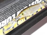エバーグリーン スレッジ - ウルトラ #309 フリッカーマットシルバー 6cm 5.5g サスペンド