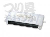エバーグリーン E.G インナーボックス -  #クリアー タイプ3(フリー) 230×120×34mm