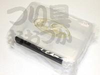 エバーグリーン E.G インナーボックス -  S ディープ # クリアー 205×145×60mm
