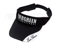 エバーグリーン EG ライトサンバイザー -  タイプ2 #ブラック フリー
