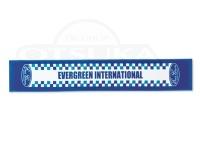 エバーグリーン E.G.マフラータオル -  # ブルー 1120×195mm