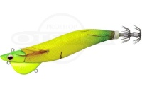 エバーグリーン ドラッギン番長 -  3.5号 #0801Y チャート/バナナ/黄 40g