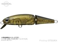 エバーグリーン ウィグラ - 40 #814 ステルスオリーブ 40mm 1.7g スローシンキング