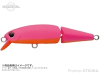 エバーグリーン ウィグラ - 40 #819 マットピンクオレンジベリー 40mm 1.7g スローシンキング