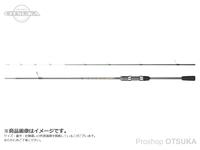 テンリュウ ブリゲイド フリップTR - BFT5112S-MLS 自重 82g 1.8m ルアーMAX60g PEMAX0.8号