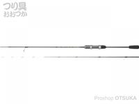 テンリュウ ブリゲイド フリップTR - BFT632S-MHS 自重 87g 1.90m ルアーMAX100g PEMAX1.0号