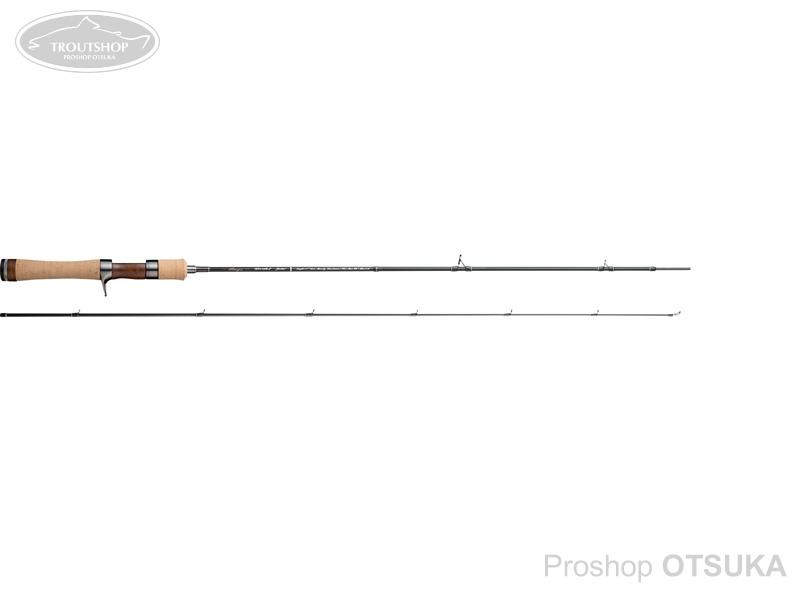 テンリュウ レイズ RZ542B-L 5.4ft MAX8g MAX6lb PEライン0.6号 -